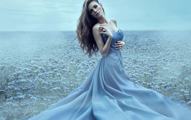 881d01aacdd Покоряй женственностью в длинных летних платьях - Полезные советы