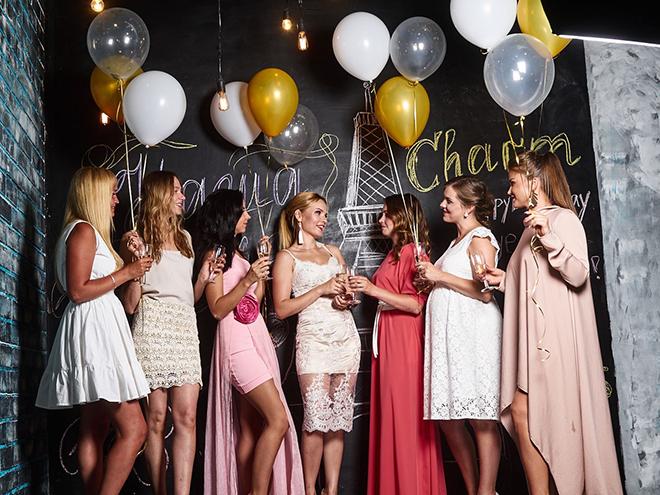 Вход только для девушек: как одеться на девичник, чтобы вечеринка удалась