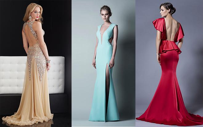 Особенный наряд для особого случая: длинные вечерние платья для дня Святого Валентина