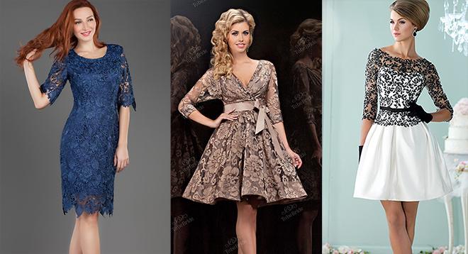 Когда без эффектного образа не обойтись: идеальные поводы, чтобы надеть короткое вечернее платье