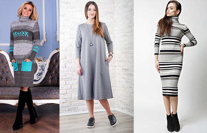 Комфорт и уют: как подобрать теплое зимнее платье, зависимо от ситуации