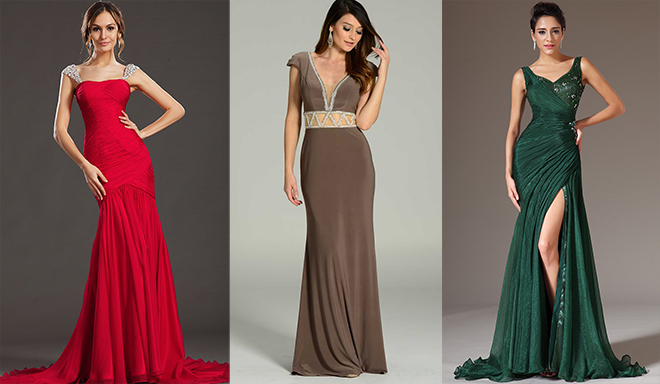 Как выбрать платье на выпускной из 11 класса