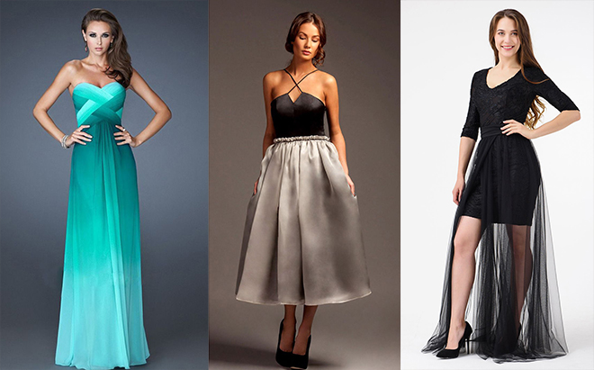 Как выбрать платье на выпускной из университета