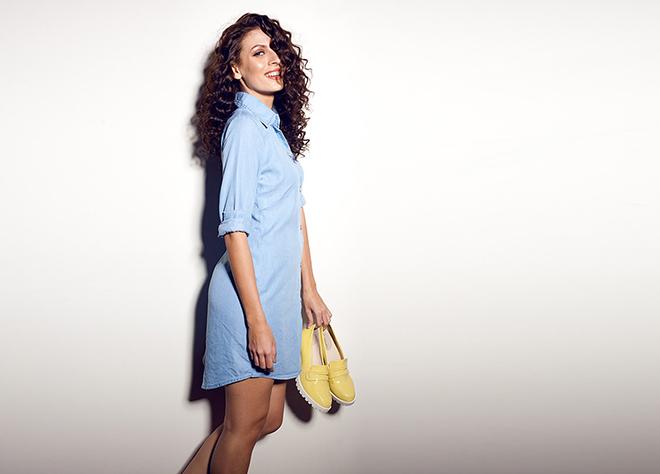 50dcd69694e Платье-рубашка – незаменимая вещь в модном гардеробе