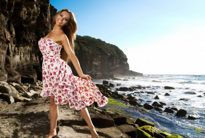 Братство мини: какие короткие платья стали главным трендом сезона весна-лето 2018