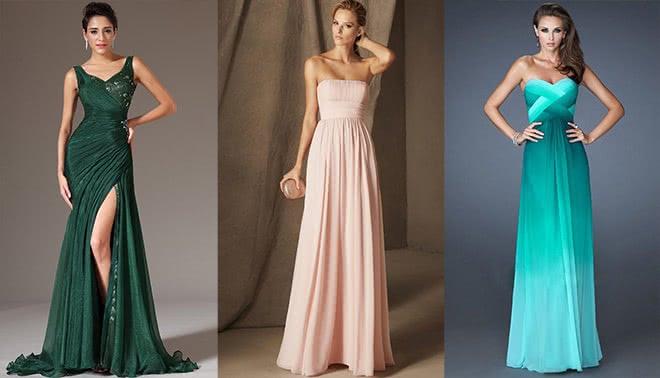 Правила выбора идеального платья на выпускной