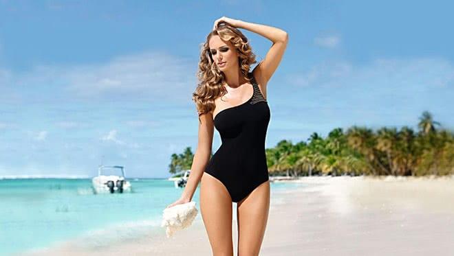Утягивающие купальники – основа идеального пляжного образа