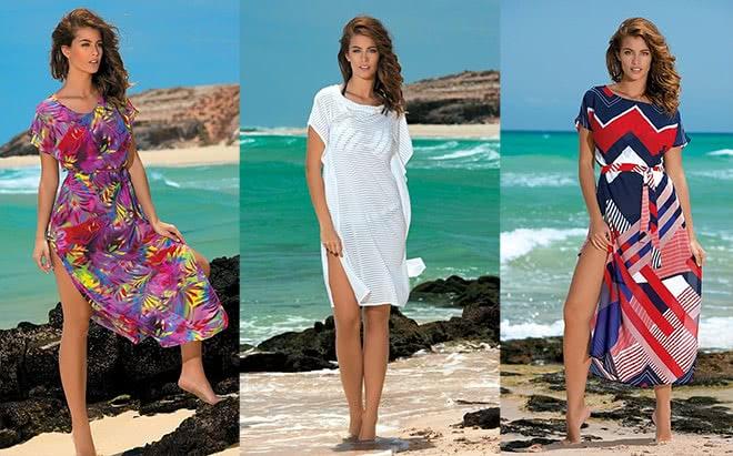 Не до работы: пляжная одежда для стильного отдыха