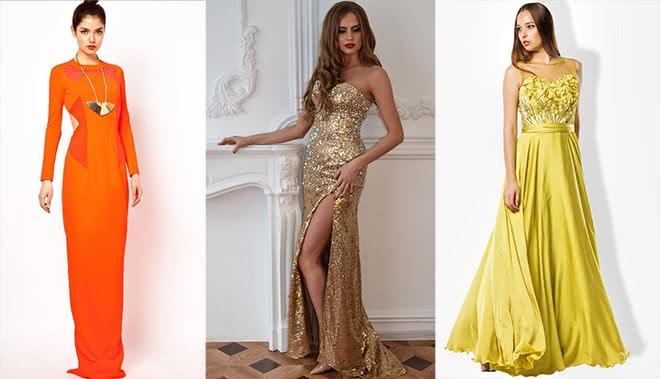 Цвет настроения: в нарядах каких оттенков лучше встречать Новый год 2019