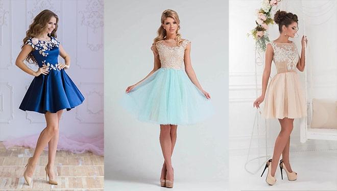 Платья для девушек с маленькой грудью