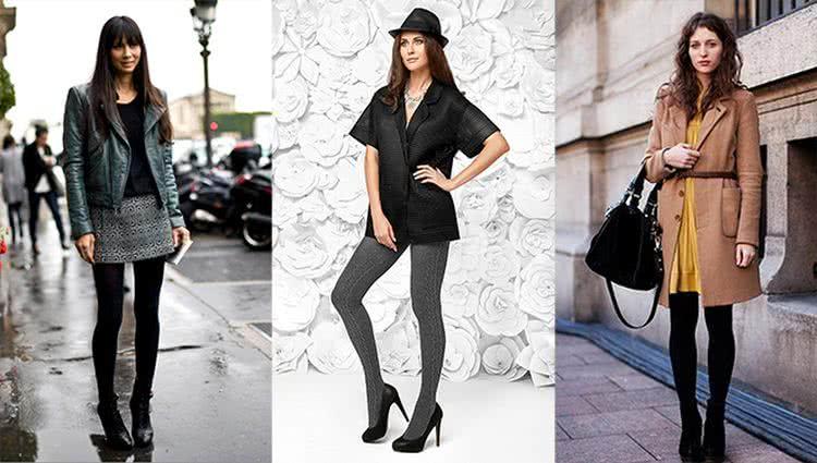 Носить зимой теплые колготки или брюки?