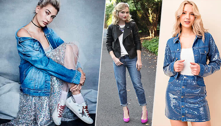 одеть на выпускной джинсы вместо платья