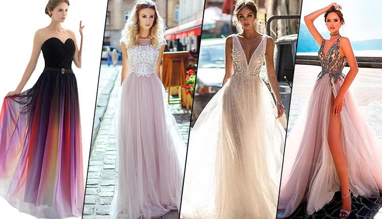 трендовые платья на выпускной 2019, фото и модные идеи образов