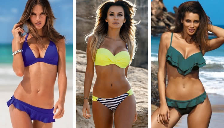 Собираемся на пляж: как выбрать купальник по типу фигуры?