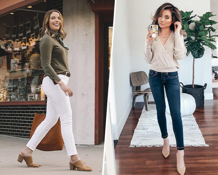 как выбрать свитер для женщин с большой грудью