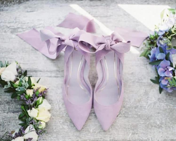 Можно ли выбрать сиреневые платья для подружек невесты