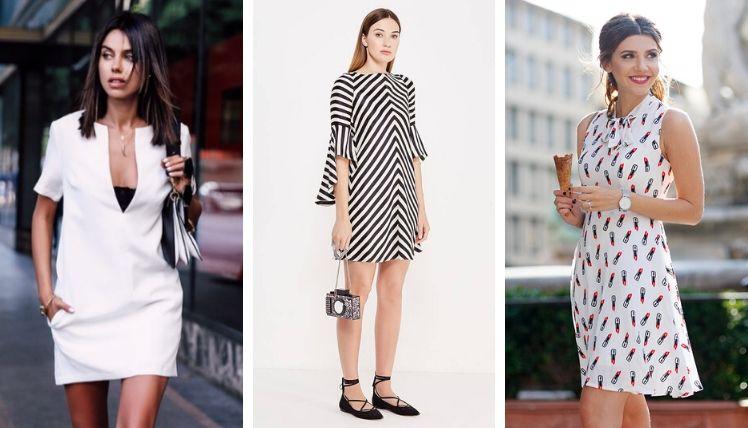 Модели летних платьев для работы срочно работа для девушки