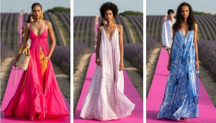 Модные фасоны летних сарафанов