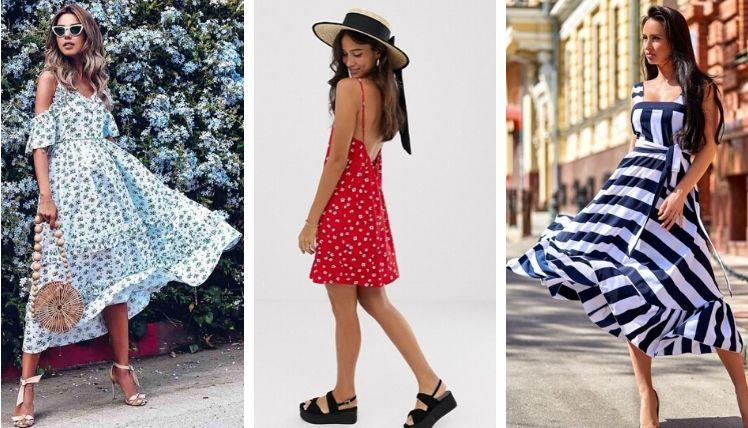 Модные фасоны сарафанов