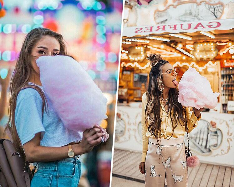 идеи для фотосессии на улице летом