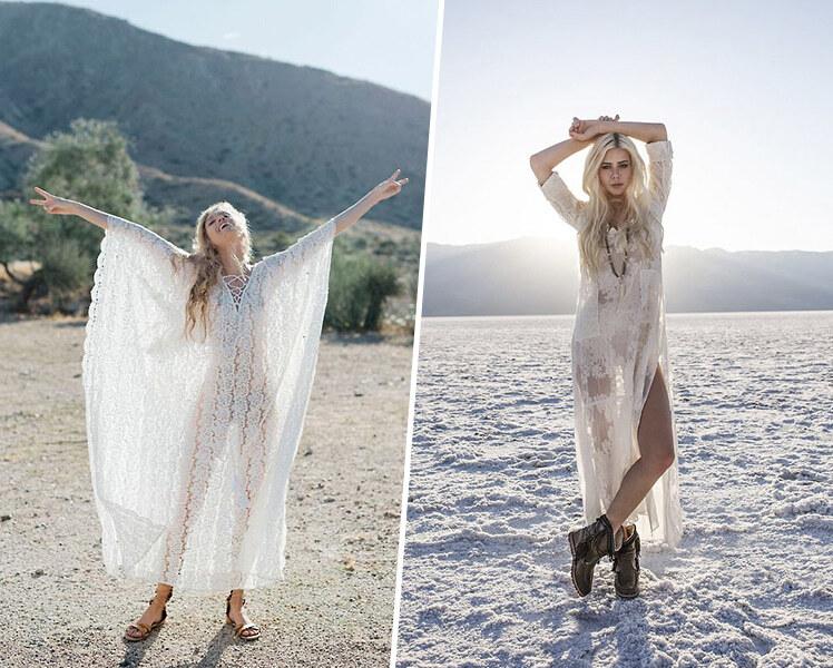 идеи фотосессии для девушки в стиле бохо