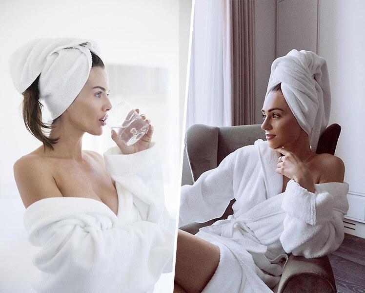 идеи для фотосессии в ванной
