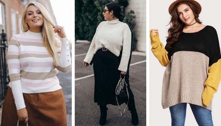 Как подобрать свитер по типу фигуры?