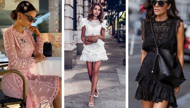 Фасоны летних платьев 2021 года