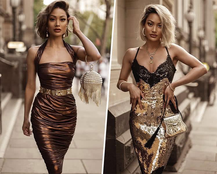 Фото платья на Новый Год
