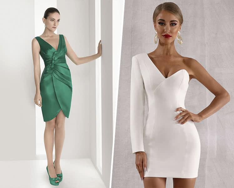 Фото платья на Новый Год 2022