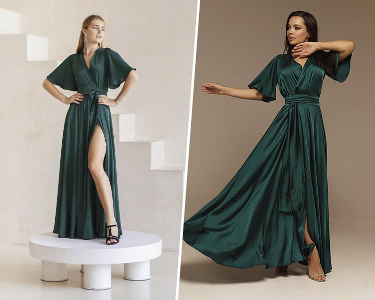 Какое платье на Новый Год