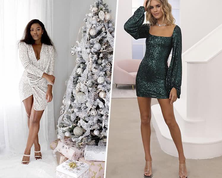 Какое платье одеть на Новый Год