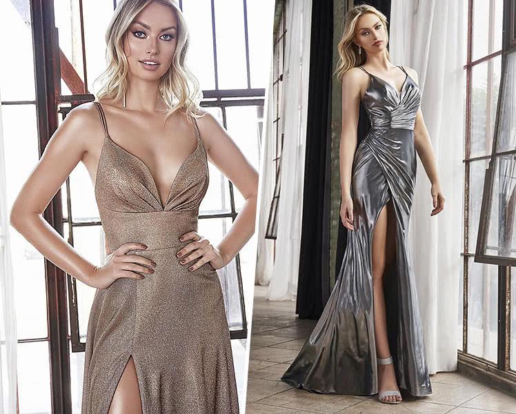 Какое платье одеть на Новый Год в ресторан