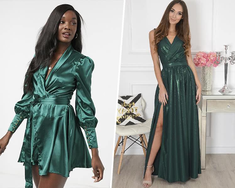 Платье на Новый Год 2022