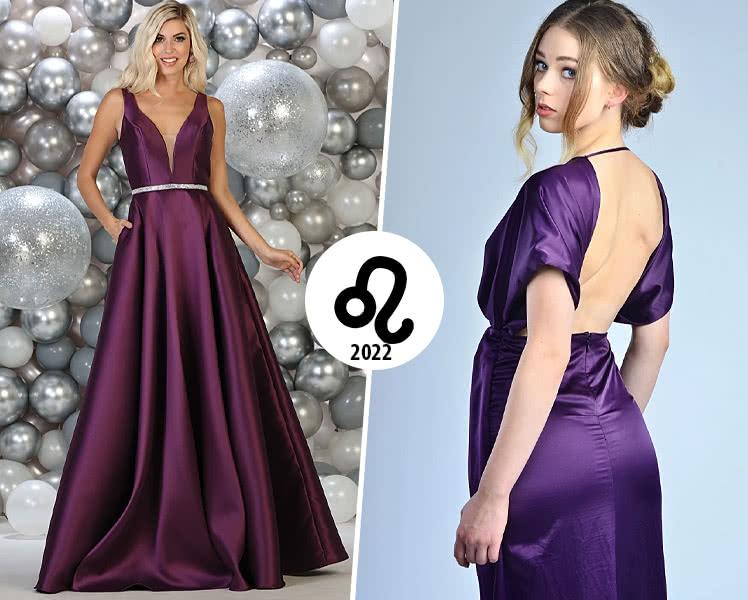 Платье на Новый Год по знакам зодиака-2