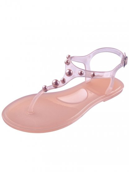 Летние женские силиконовые сандали Marc & Andre, фото 1