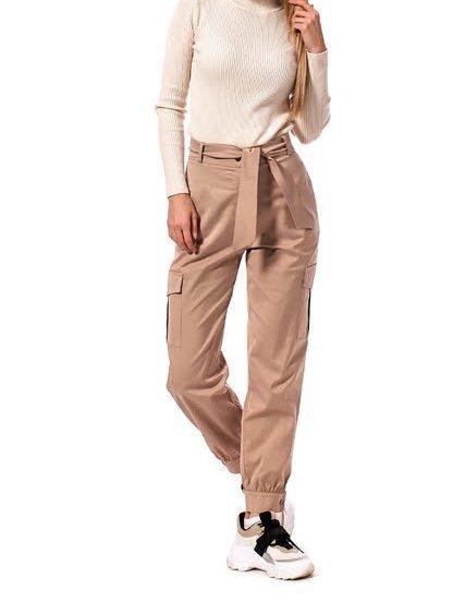 Черные брюки с высокой талией, фото 1