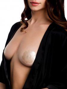 Наклейки на грудь для солярия