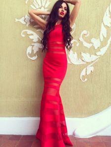 d8e7c28574c Длинное платье на выпуск – дань традициям или эффектный выбор ...