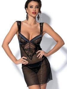 Ночная сорочка, косточка поддерживает грудь