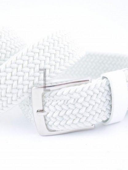 Белый пояс резинка, фото 1
