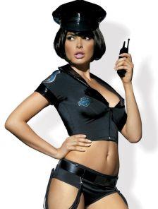 Игровой костюм для ролевой игры - костюм полицейского