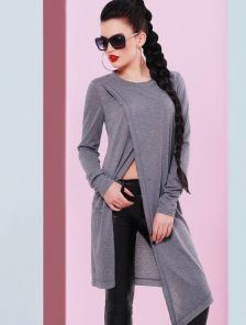 Дизайнерский свитер туника