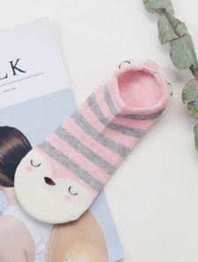 Необычные носочки с милым рисунком