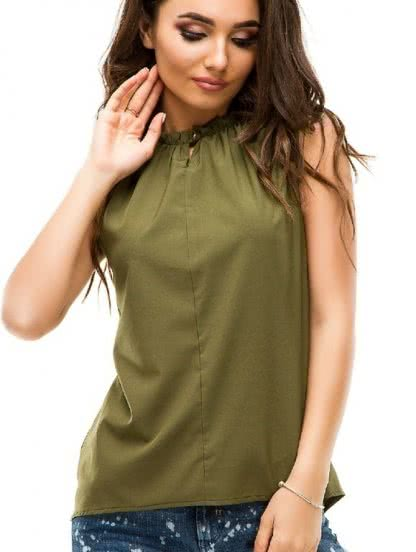 Стильная летняя блузка, фото 1