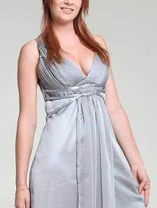 Платье в греческом стиле на выпускной или вечеринку