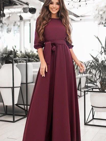 Платье в ресторан для новогодней вечеринки, фото 1