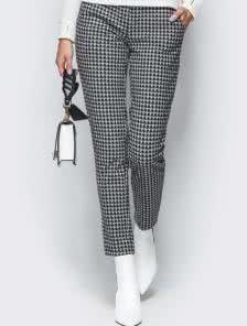 Теплые шерстяные брюки на зиму