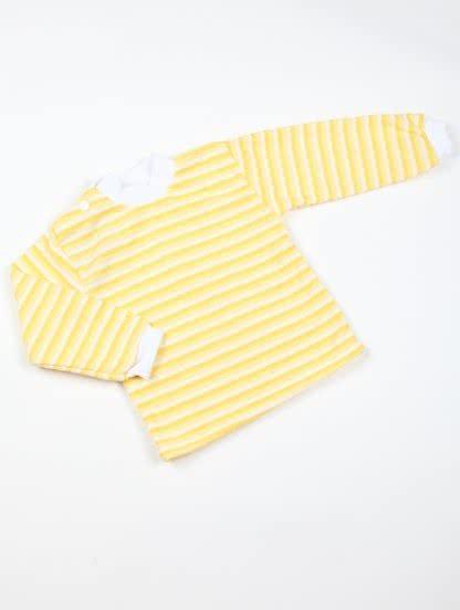 Махровый гольф желтого цвета, фото 1