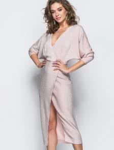 Вечернее платье из